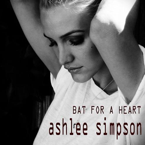 "52. Ashlee Simpson, ""Bat For a Heart"""