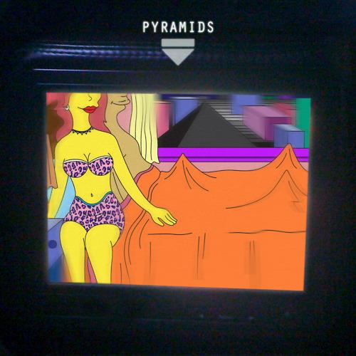 "49. Frank Ocean, ""Pyramids"""