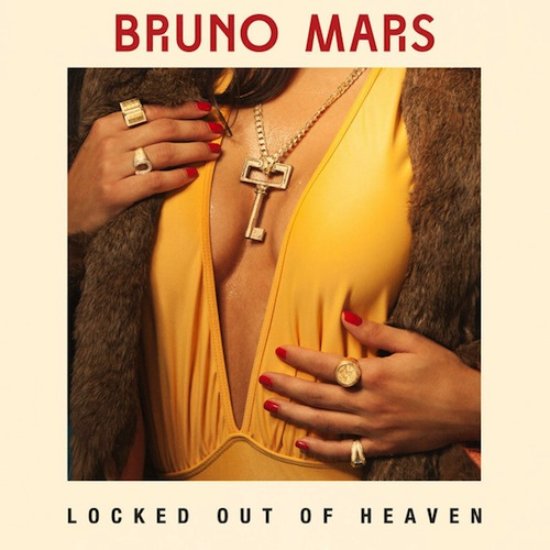 "48. Bruno Mars, ""Locked Out of Heaven"""
