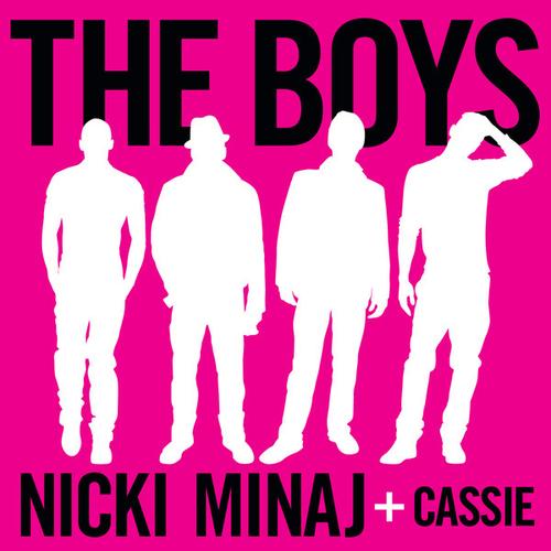 """40. Nicki Minaj ft. Cassie, """"The Boys"""""""