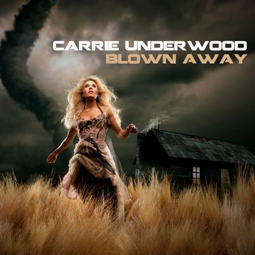 "35. Carrie Underwood, ""Blown Away"""