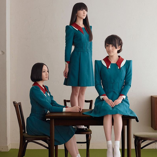 "34. Perfume, ""Spending All My Time"""