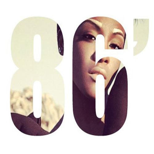 "30. Dawn Richard, ""'86"""