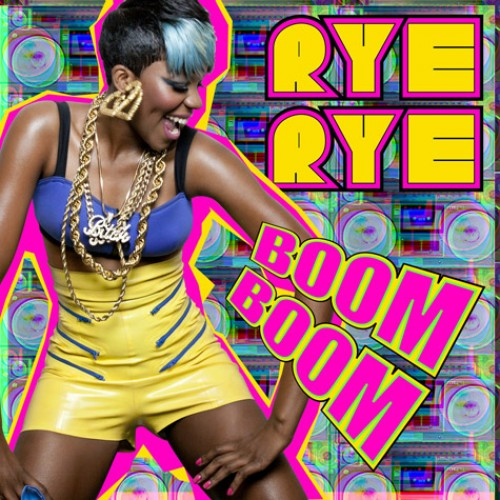 "11. Rye Rye, ""Boom Boom"""