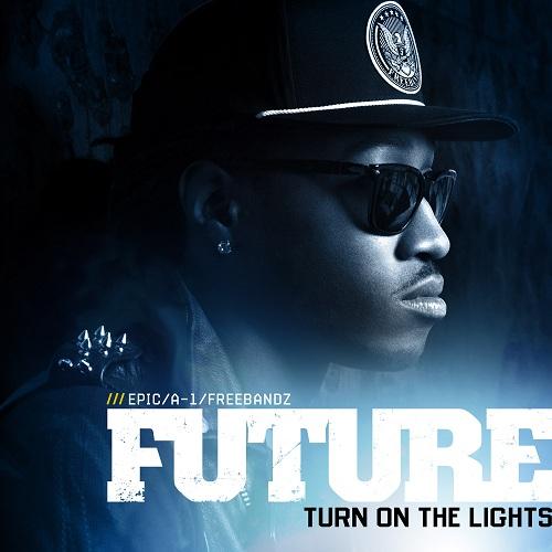 """9. Future, """"Turn On the Lights"""""""