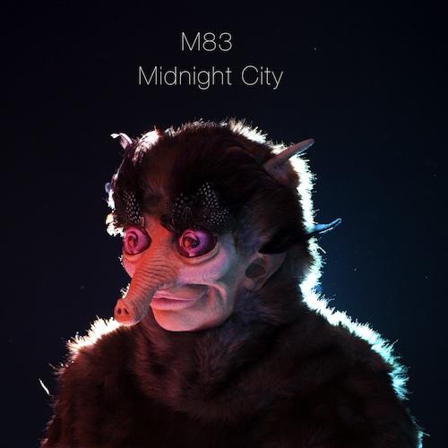 """98. M83 """"Midnight City"""""""