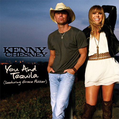 """53. Kenny Chesney ft. Grace Potter """"You and Tequila"""""""