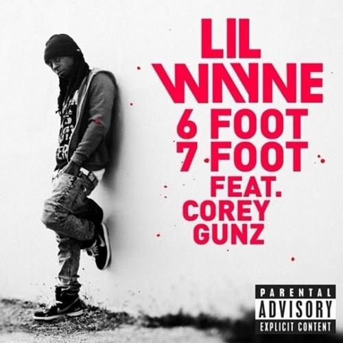 "49. Lil Wayne ft. Corey Gunz ""6 Foot 7 Foot"""