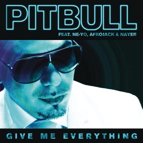 "37. Pitbull ft. Ne-Yo, Afrojack & Nayer ""Give Me Everything"""