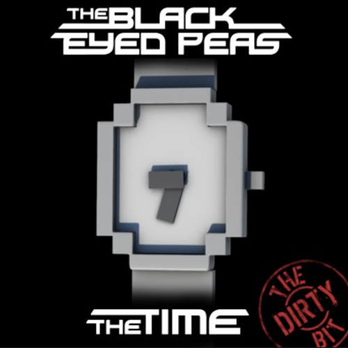 "98. The Black Eyed Peas, ""The Time (Dirty Bit)"""