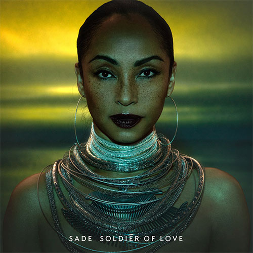 "58. Sade, ""Soldier of Love"""