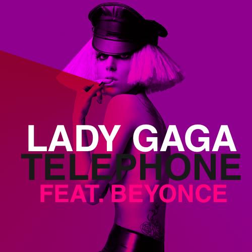 "59. Lady Gaga ft. Beyoncé, ""Telephone"""