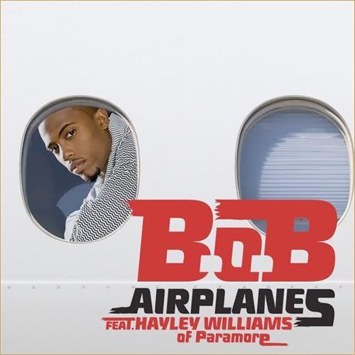 "55. B.o.B ft. Hayley Williams, ""Airplanes"""
