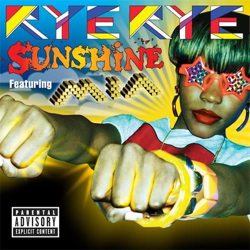 """48. Rye Rye ft. M.I.A., """"Sunshine"""""""