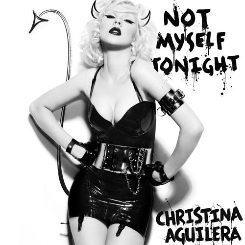 """46. Christina Aguilera, """"Not Myself Tonight"""""""