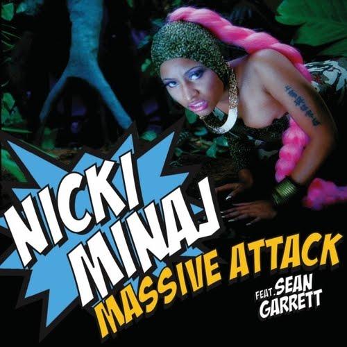 """43. Nicki Minaj ft. Sean Garrett, """"Massive Attack"""""""