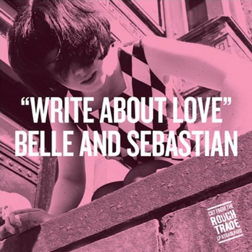 "41. Belle & Sebastian ft. Carey Mulligan, ""Write About Love"""