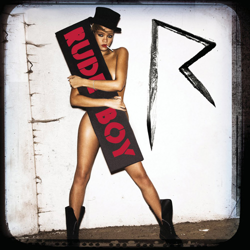 """36. Rihanna, """"Rude Boy"""""""