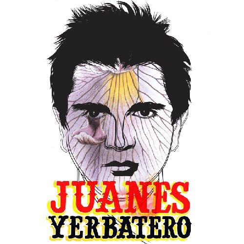 "33. Juanes, Yerbatero"""