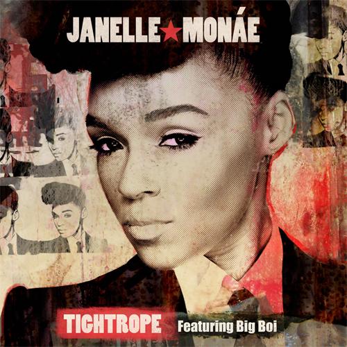 """23. Janelle Monáe ft. Big Boi, """"Tightrope"""""""