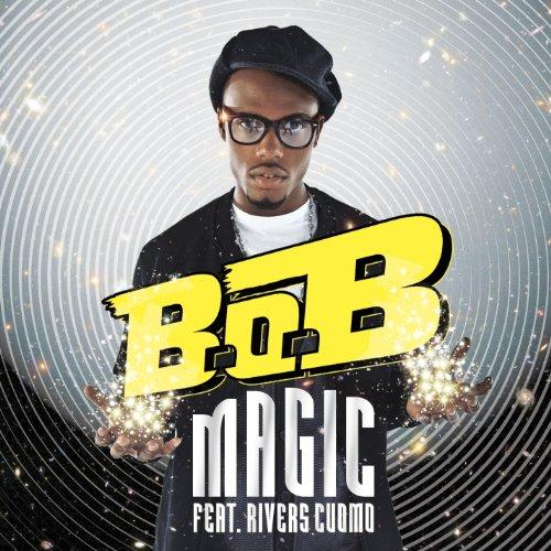 "11. B.o.B ft. Rivers Cuomo, ""Magic"""