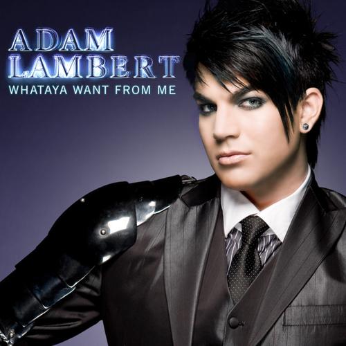 """12. Adam Lambert, """"Whataya Want from Me"""""""