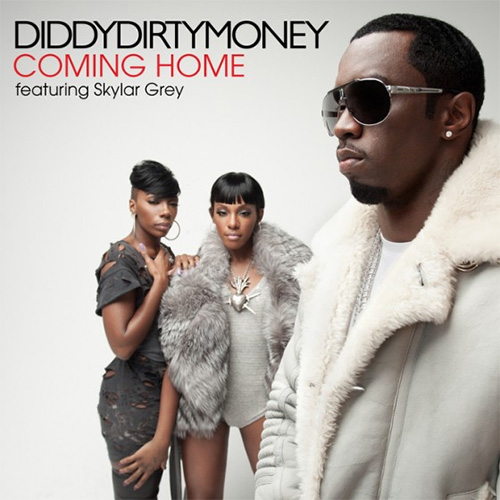 "7. Diddy-Dirty Money ft. Skylar Grey, ""Coming Home"""
