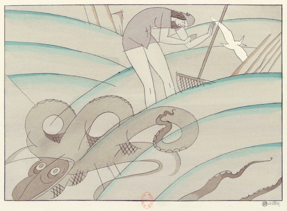 La pieuvre (The Octopus)