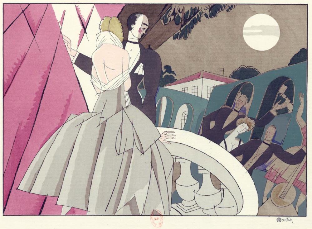 Le réveil de la mariée (Waking the Bride)