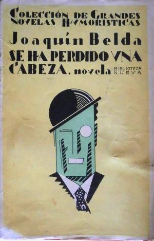 Joaquín Belda,  Se ha perdido una cabeza  (1929)