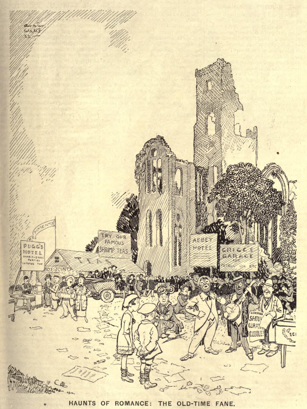 Punch , August 9 1922