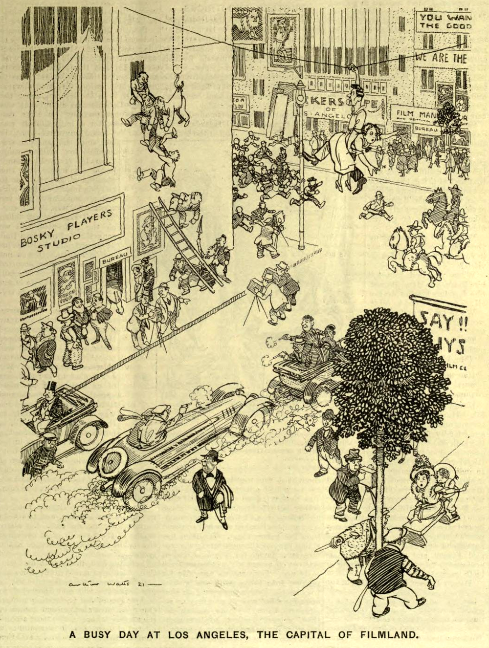 Punch , October 5 1921
