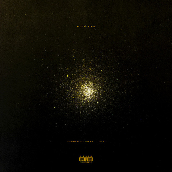 "93. Kendrick Lamar ft. SZA, ""All the Stars"""