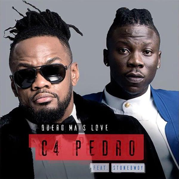 """51. C4 Pedro ft. Stonebwoy, """"Quero Mais Love"""""""