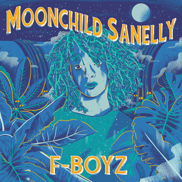 "40. Moonchild Sanelly, ""F-Boyz"""