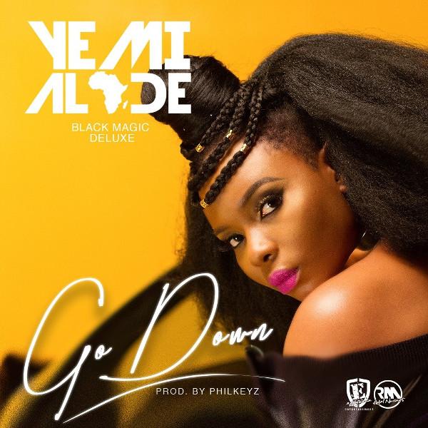 """13. Yemi Alade, """"Go Down"""""""