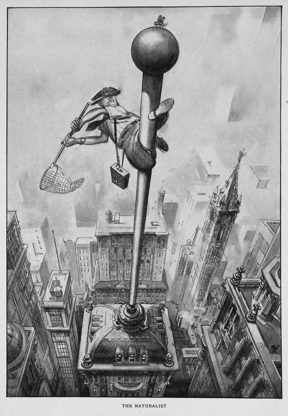 Life , July 12 1923.