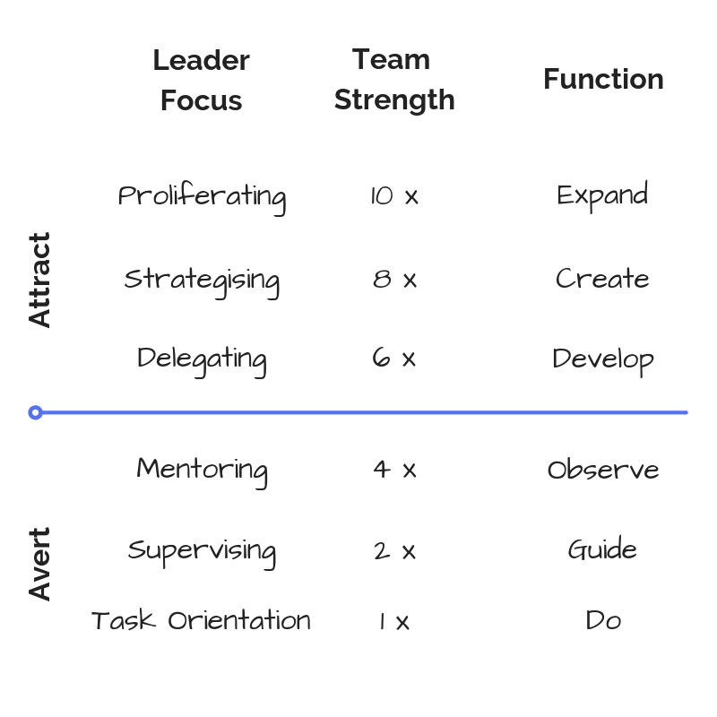The Leader Focus Model