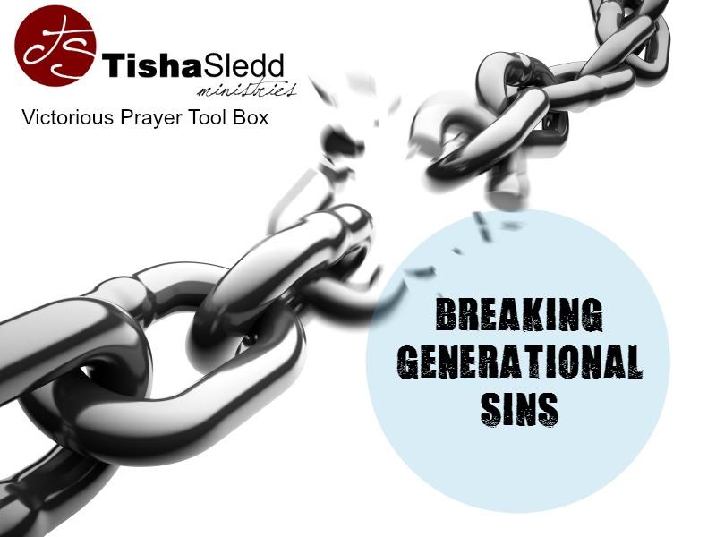 generational sins — TishaSledd - Tisha Sledd