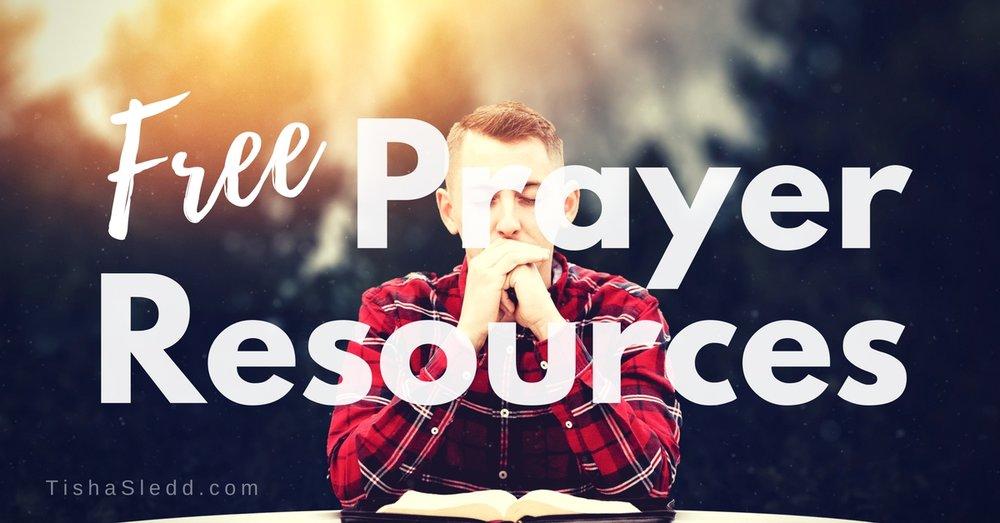 Tisha Sledd - Free Prayer Resources.jpg