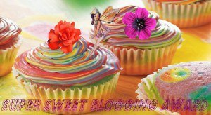 Super Sweet Blogging Award