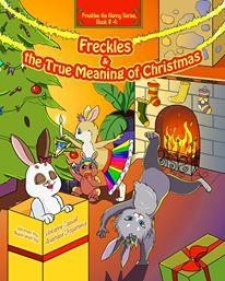 Freckles & the True meaning of christmas