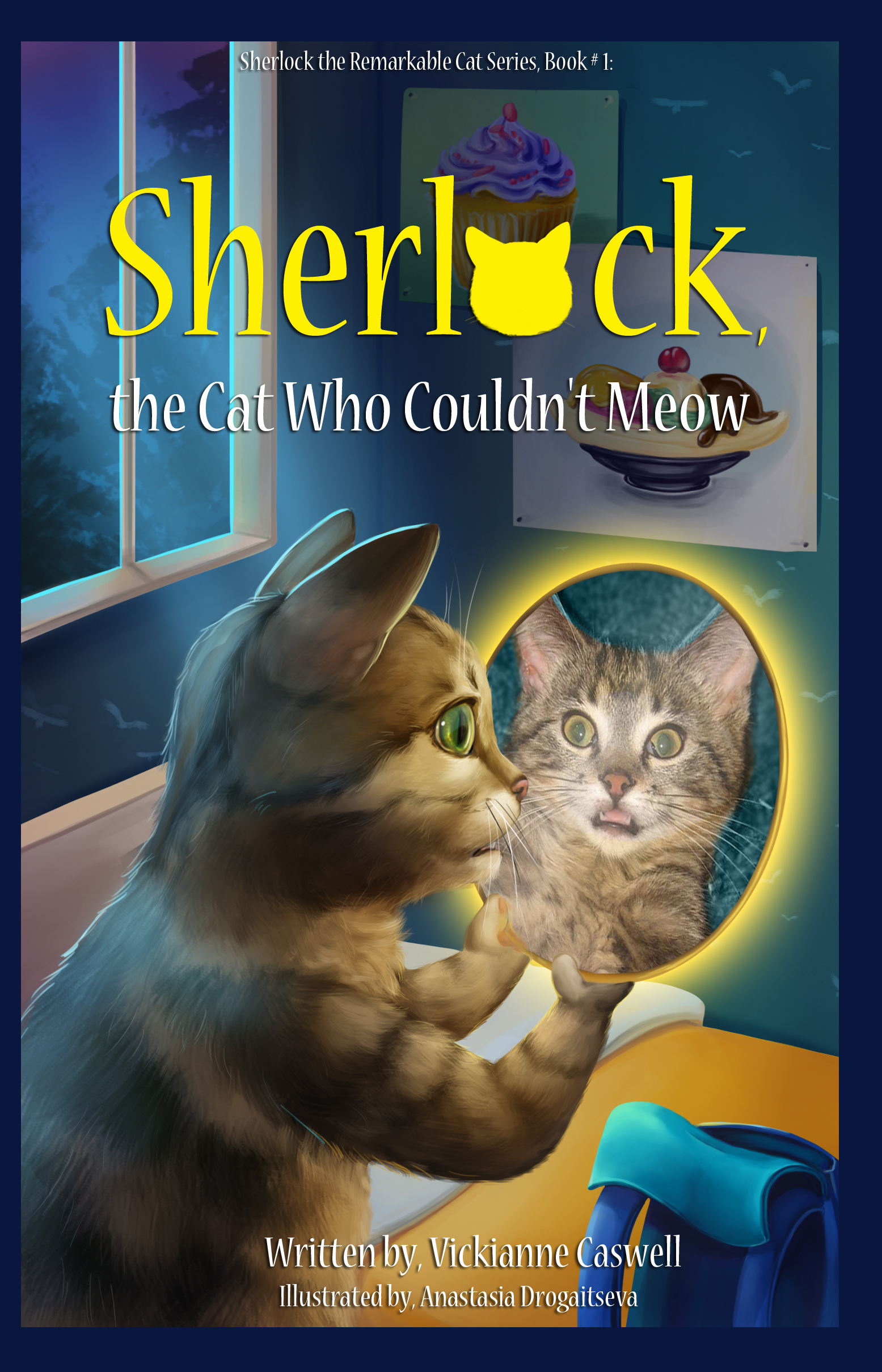 Sherlock Bk 1 Front Cover