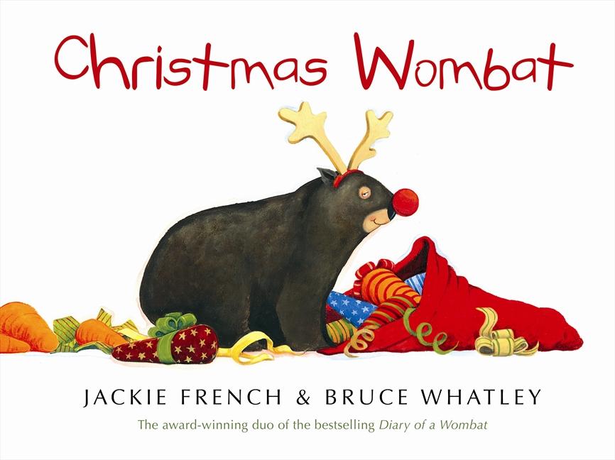 Christmas wombat 2