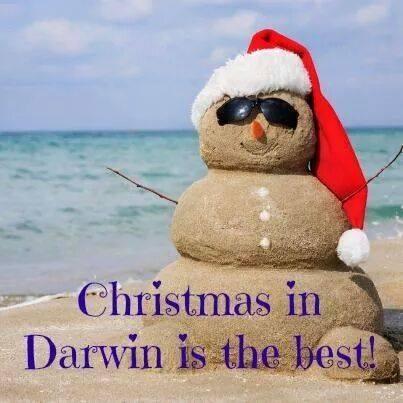 Christmas in Darwin