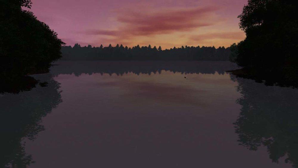 Early Summer Pond at Dusk.jpg