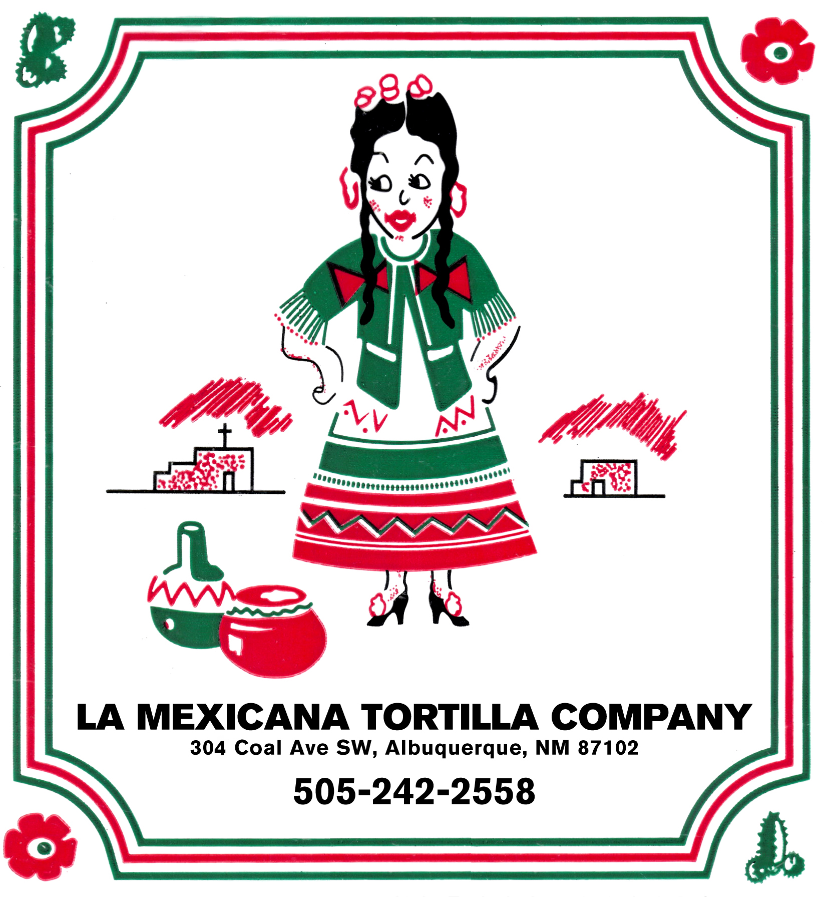 La Mexicana Tortilla Co.