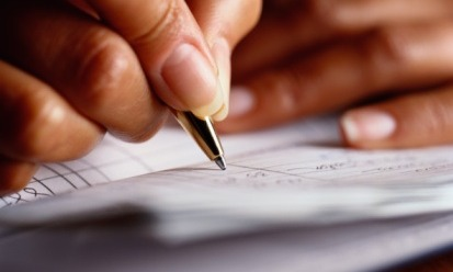 black-woman-writing