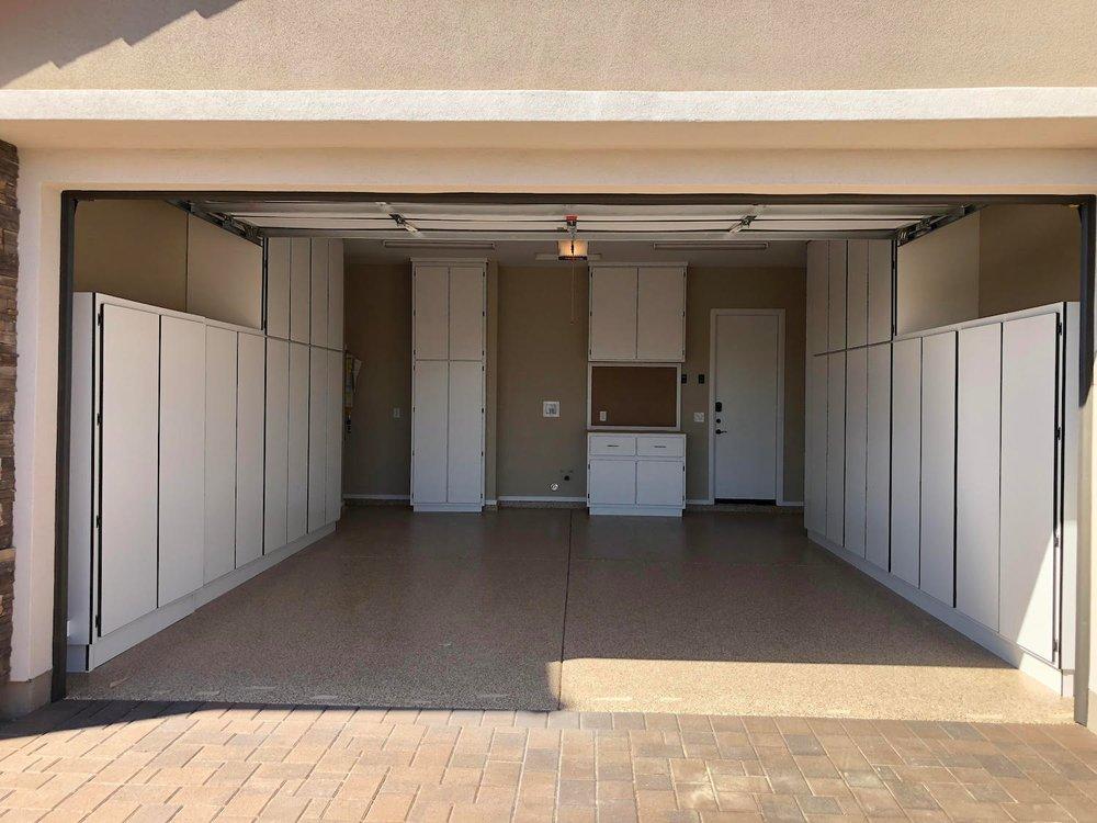 Garage Cabinets -