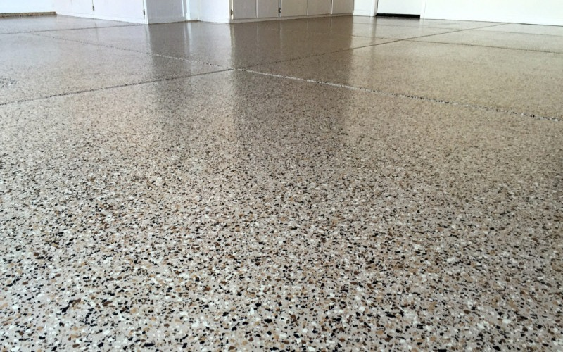 We also offer Epoxy Floor Installation -